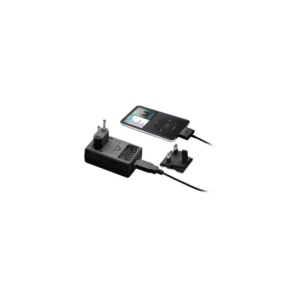 NedRo - Trust Power Adapter voor iPod PW-2885B 16002 - iPod accessoires - 16002 www.NedRo.nl