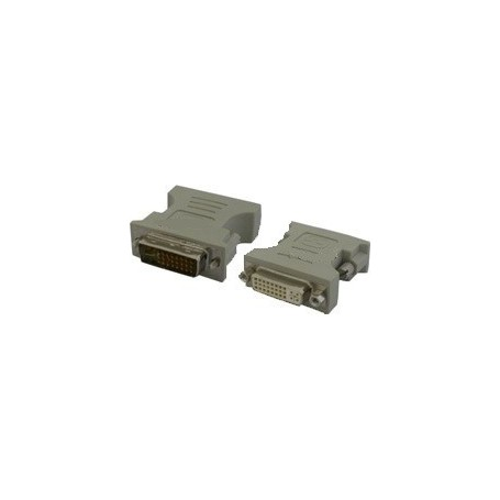 unbranded, DVI 24 +5 Female to DVI male, DVI and DisplayPort adapters, YPC217-CB