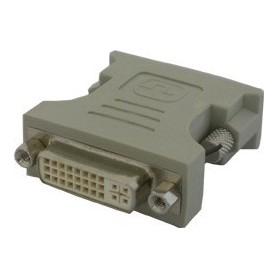 NedRo - DVI 24 +5 Female to DVI male - DVI and DisplayPort adapters - YPC217 www.NedRo.us