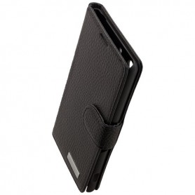 OTB - COMMANDER BOOK CASE ELITE for Sony Xperia M5 - Sony - Ericsson telefoonhoesjes - ON3470 www.NedRo.nl