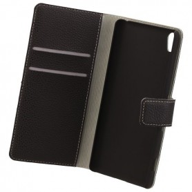 Commander - Commander Book Case voor Sony Xperia XA - Sony telefoonhoesjes - ON3538-C www.NedRo.nl