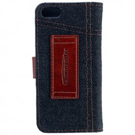 Commander - COMMANDER Bookstyle case for Apple iPhone 5 / 5S / SE - iPhone phone cases - ON3550-C www.NedRo.us