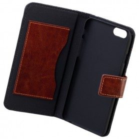 Commander - COMMANDER Bookstyle Elite Jeans case for Apple iPhone 6S - iPhone phone cases - ON3552 www.NedRo.us