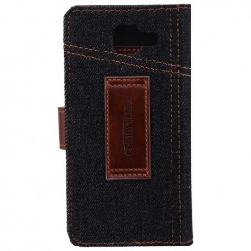Commander - COMMANDER Bookstyle Elite Jeans case for Samsung Galaxy A5 (2016) - Samsung phone cases - ON3554