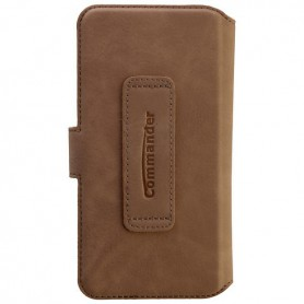 Commander - COMMANDER Universal book case for max 4.9 Inch phone - Others phone cases - ON3565 www.NedRo.us