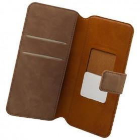 Commander - COMMANDER tot 4.9 Inch Universeel Book Case - Overige telefoonhoesjes - ON3565 www.NedRo.nl