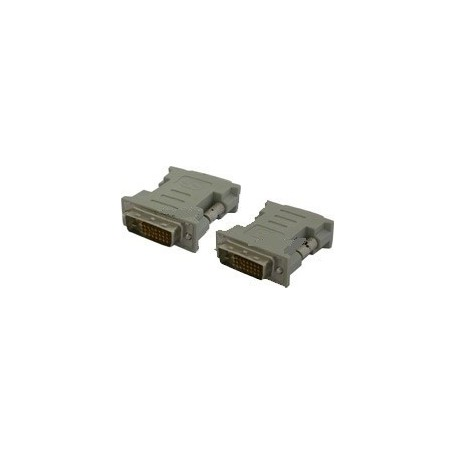 Oem - DVI Male to DVI Male Converter YPC214 - DVI and DisplayPort adapters - YPC214