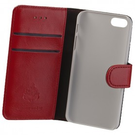 Commander - Commander book case pepita voor Apple iPhone 5 / 5S / SE - iPhone telefoonhoesjes - ON3591-C www.NedRo.nl