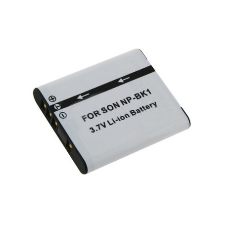 Oem - Battery compatible with Sony NP‑BK1 BK1 - Sony photo-video batteries - GX-V193