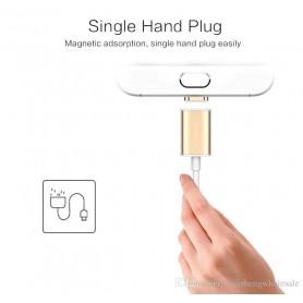 NedRo, Cablu Micro USB Magnetic, Samsung cabluri de date , CG008-CB, EtronixCenter.com