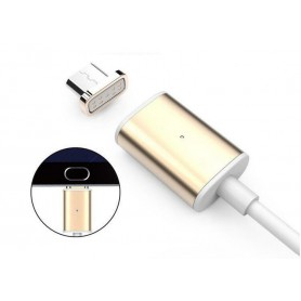 Oem - Magnetic micro USB cable - Samsung data cables - CG008-CB