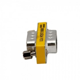 NedRo - Serial RS232 9 Pin DB9 Male naar Male Adapter AL588 - RS 232 RS232 adapters - AL588 www.NedRo.nl