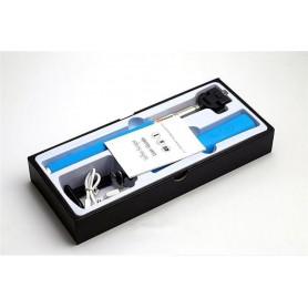 NedRo - Selfie Stick met kabel Delux Roze CG011 - Overige telefoonhouders - CG011 www.NedRo.nl