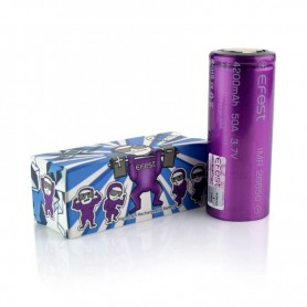 Efest - Baterie litiu Efest IMR26650 4200mAh 3.7V 50A - Format XL C D - NK138-CB www.NedRo.ro