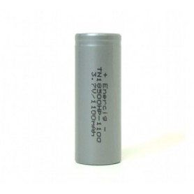 Enercig IMR18500 Rechargeable battery 1100mAh - 22A