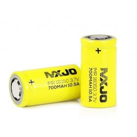 MXJO - MXJO IMR18350F 700mAh 10.5A Unprotected - Other formats - NK145 www.NedRo.us