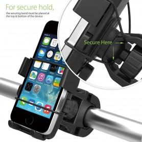 NedRo, Suport telefon pentru bicicletă, Suport telefon pentru biciclete, CG012, EtronixCenter.com