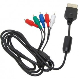 Component AV Cable for Playstation PS2 & PS3
