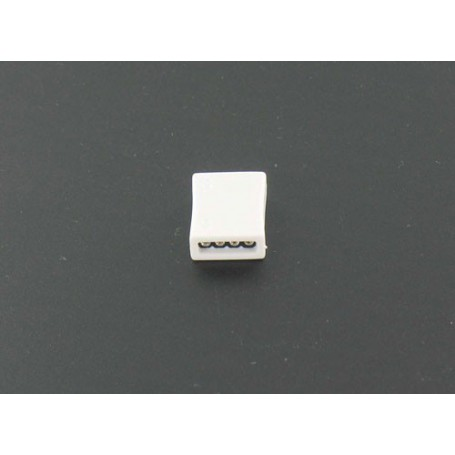 NedRo - RGB Connector female female 06031 - LED connectors - 06031 www.NedRo.nl