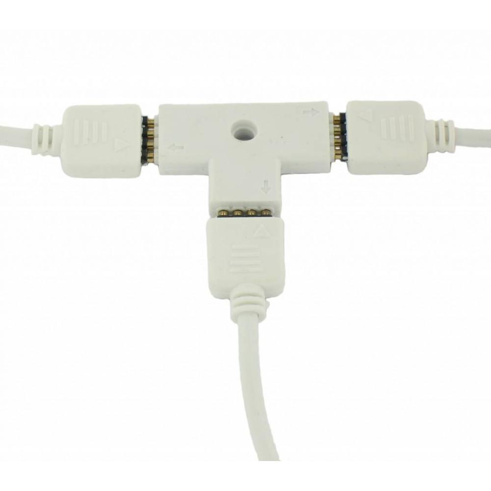 RGB Splitter 3 Hoeken Connector AL316