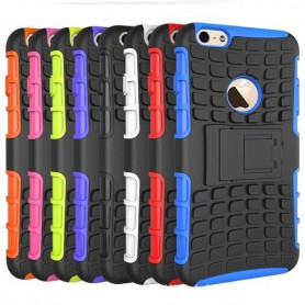 OTB - Schokbestendig Case iPhone 6G Plus / iPhone 6S Plus - iPhone telefoonhoesjes - CG050-CB www.NedRo.nl