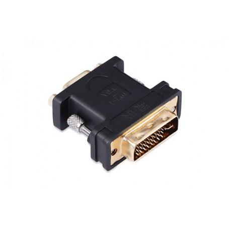 UGREEN - DVI (24+5) Male to VGA Female Adapter UG100 - DVI si DisplayPort adaptoare - UG100 www.NedRo.ro