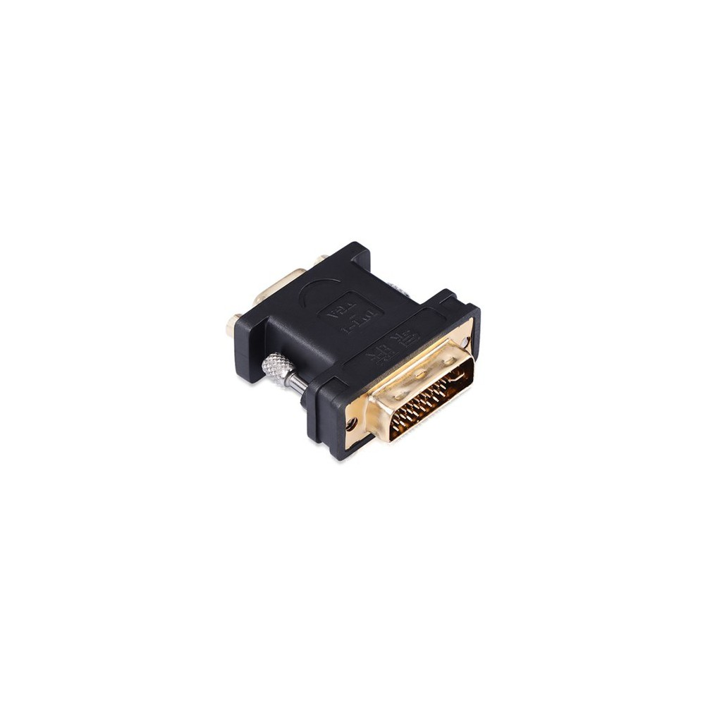 UGREEN - DVI (24+5) Male to VGA Female Adapter UG100 - VGA adapterek - UG100 www.NedRo.hu
