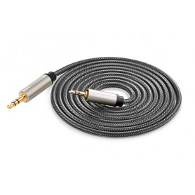 UGREEN - 3.5mm Stereo Aux Audio Jack Cable Proffesional Line - Audio cables - UG105-CB www.NedRo.us
