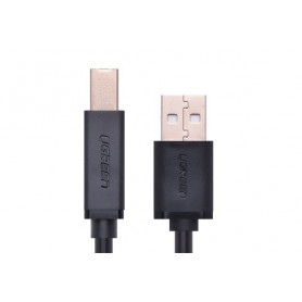 UGREEN - USB 2.0 AM to BM print cable gold-plated - Printer cables - UG120 www.NedRo.us