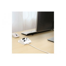 UGREEN - 3-Port USB 3.0 Hub with Card Reader and Cradle UG127 - Ports en Hubs - UG127 www.NedRo.nl