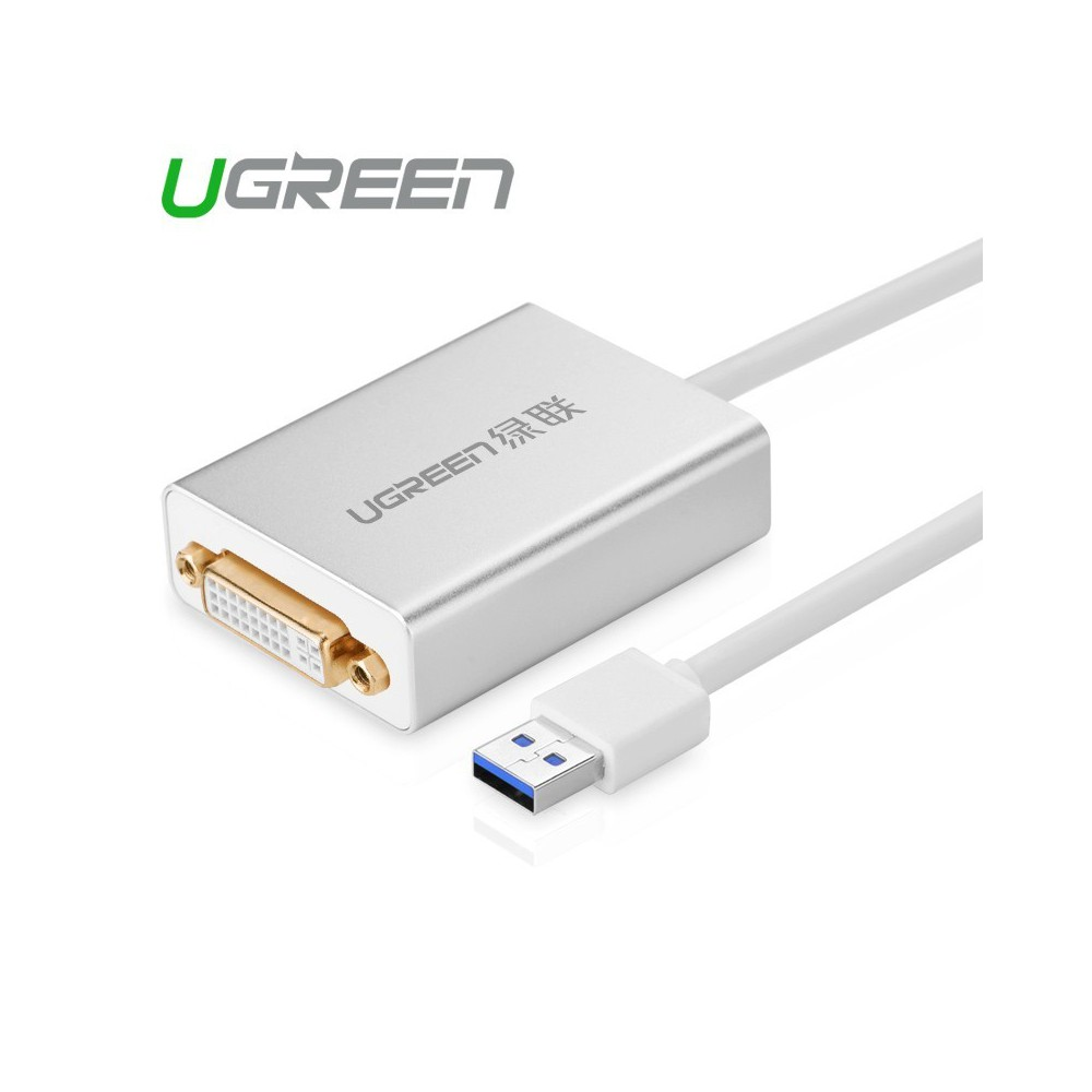 USB 3.0 to DVI Multi-Display Adapter up to 6 Mointors UG158
