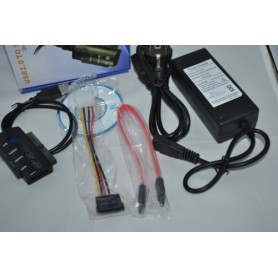 NedRo - USB to IDE and SATA with OTB Function YPU121 - Adaptoare SATA si ATA  - YPU121 www.NedRo.ro