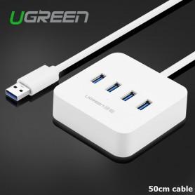 UGREEN - USB 3.0 HUB 4 Ports 5Gbps - Porturi si huburi - UG217 www.NedRo.ro
