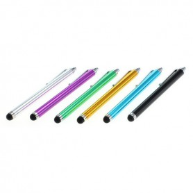 6x Soft Tip Touchscreen Stylus Multicolor ON3650