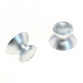 OTB - 2 Pieces Aluminum stick Thumbsticks for Sony PlayStation 4 PS4 Controller - PlayStation 4 - AL283-CB www.NedRo.us