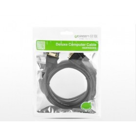 UGREEN - 3M DB9 to DB9 RS232 COM to COM Male to Male cable UG274 - RS 232 RS232 adapters - UG274 www.NedRo.nl