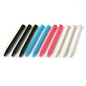 10 pcs plastic Replacement stylus for Nintendo 3DS