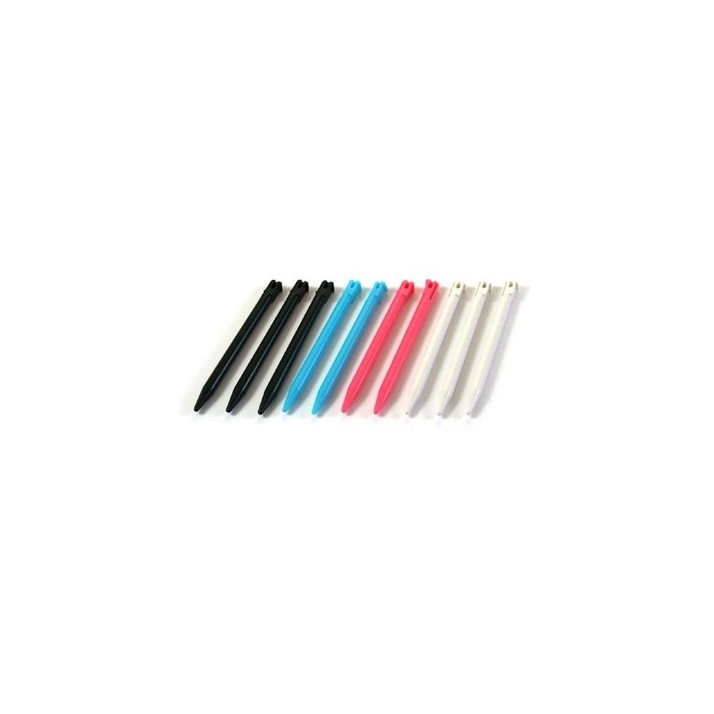 NedRo - 10 stuks Vervanging stylus voor Nintendo 3DS kunststof ON026 - Nintendo 3DS - ON026 www.NedRo.nl