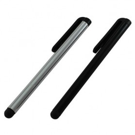 2x Apple iPhone 3G/3GS/4/iPod Touch Stylus Set met Clip ON039
