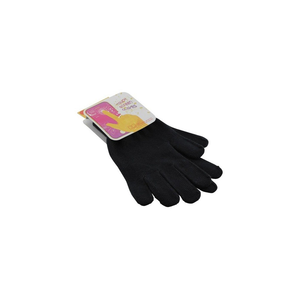 NedRo - Touchscreen Gloves Size M Black ON055 - Phone accessories - ON055 www.NedRo.de