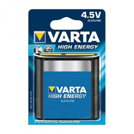 Varta, Varta High Energy 3LR12 4.5V Flat Battery 4912 ON059, Size C D 4.5V XL, ON059