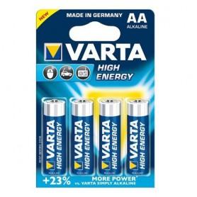 Varta Alkaline Batteries AA Mignon LR6 HR6