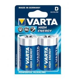 Varta, Baterii Varta Alcaline D / Mono / LR20 4920, Format C D 4.5V XL, ON064-CB, EtronixCenter.com