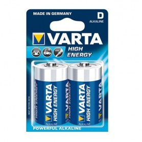 Varta - Varta Alkaline Battery D / Mono / LR20 4920 - Size C D 4.5V XL - ON064 www.NedRo.us