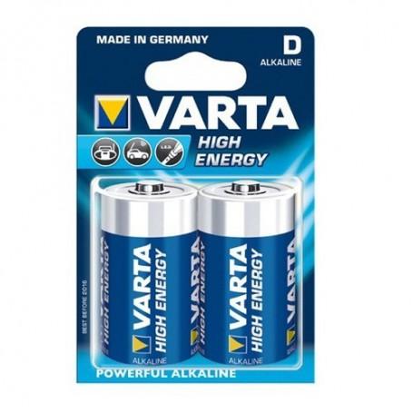 Varta, Varta Alkaline Batterij D / Mono / LR20 4920, C D 4.5V XL formaat, ON064-CB, EtronixCenter.com