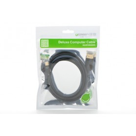 UGREEN - Mini DisplayPort Male to Displayport Male Cable - Displayport en DVI kabels - UG340-CB www.NedRo.nl