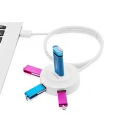 UGREEN - USB 2.0 Hub 4 Ports - Porturi si huburi - UG355 www.NedRo.ro