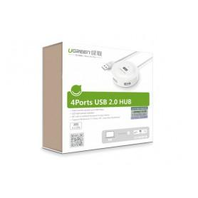 UGREEN - USB 2.0 Hub 4 Ports - Ports en Hubs - UG355-C-CB www.NedRo.nl