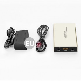 UGREEN, HDMI Extender up to 120m (Receiver) UG358, HDMI adaptoare, UG358, EtronixCenter.com