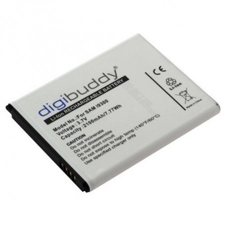 unbranded, Battery for Samsung Galaxy S III i9300, Samsung phone batteries, ON112-CB